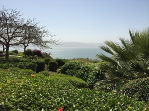 View from Church of the Beatitudes